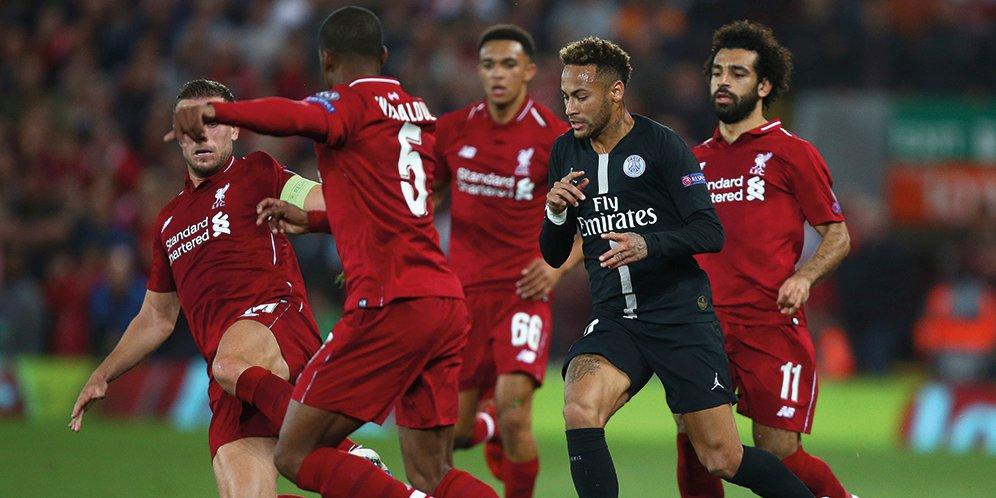 Liverpool Sukses Bungkam PSG Dengan Skor 3 - 2
