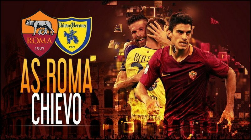 Prediksi Serie A Italia: As Roma Vs Chievo 16 September 2018