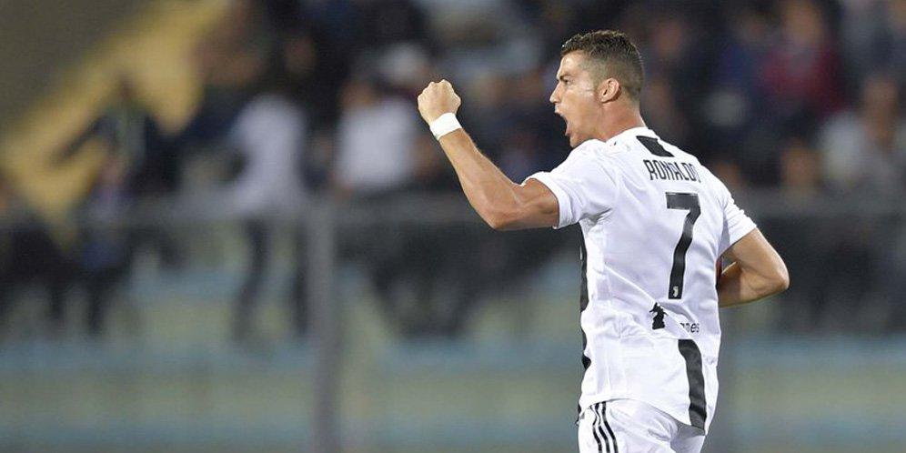 Ronaldo: Manchester United Hanya Beruntung