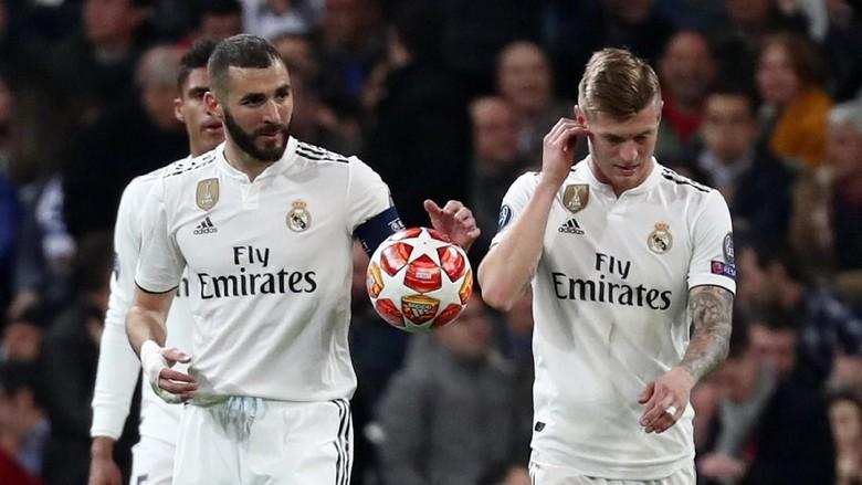 Guillem: Madrid Sudah Bukan Lagi Galacticos !