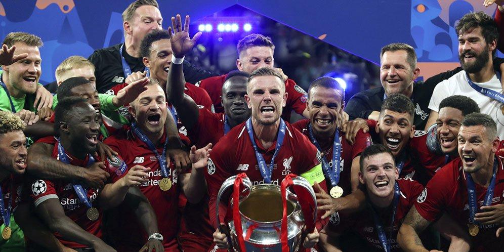 Liverpool Masuk Kedalam Tim Elit Eropa