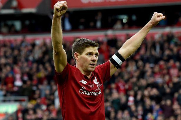 Steven Gerrard akan menjadi Pewarisnya di Liverpool