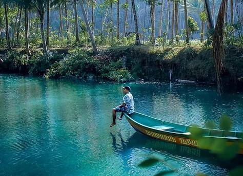 Sungai Paling Bersih Dan Indah Di Indonesia